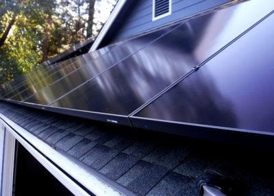 black solar panels in Residential Solar California