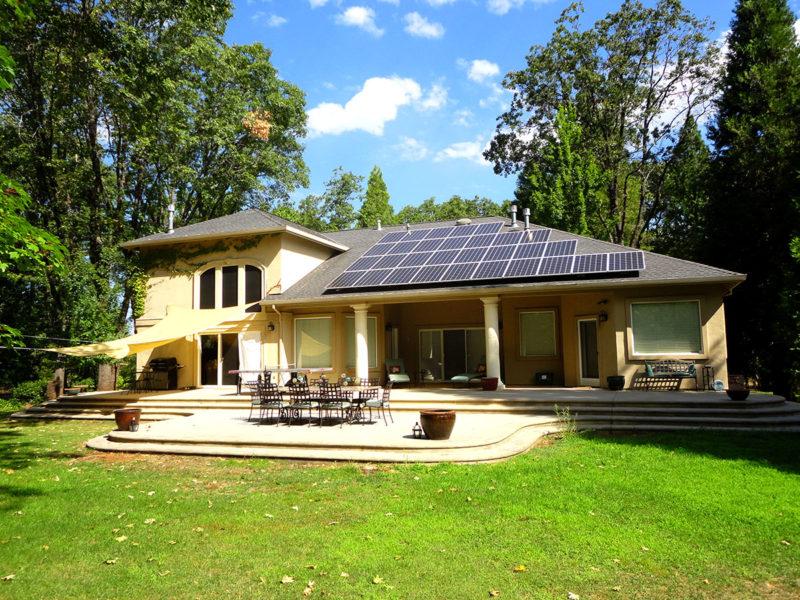 residential solar company california penn valley
