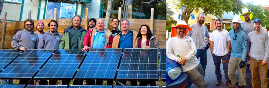 Sustainable Energy Group Solar Company in Nevada County serving Nevada City, Grass Valley, Penn Valley