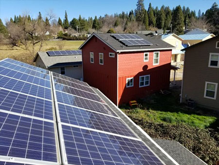 Solar for Non-Profit Organizations in Nevada County and Placer County