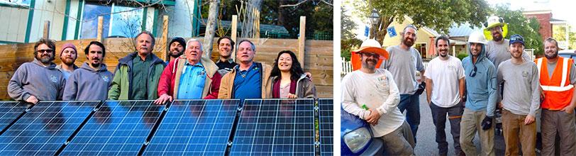 sustainable energy group solar installation company