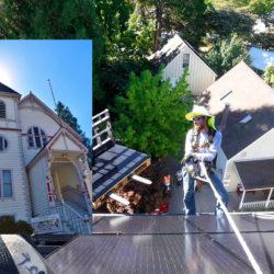 nevada city methodist church solar