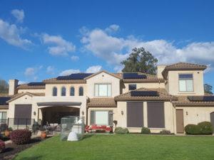 solar grass valley california