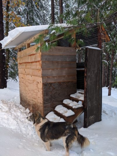 composting toilet nevada county