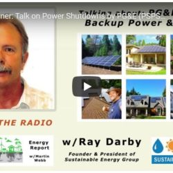 Expert Corner: Talk on Power Shutdowns by PG&E (PSPS) with SEG Founder Ray Darby on KVMR – 89.5.