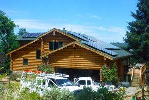 solar nevada city california installation