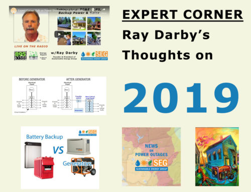 Ray's Thoughts on 2019