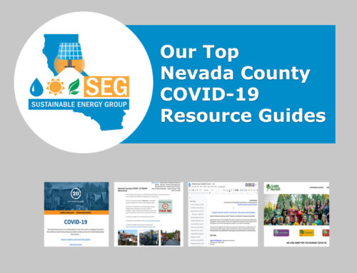 Our top Nevada County COVID-19 Resource Guides