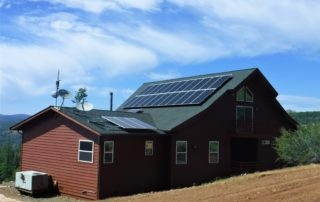 solar energy nevada city grass valley contrator