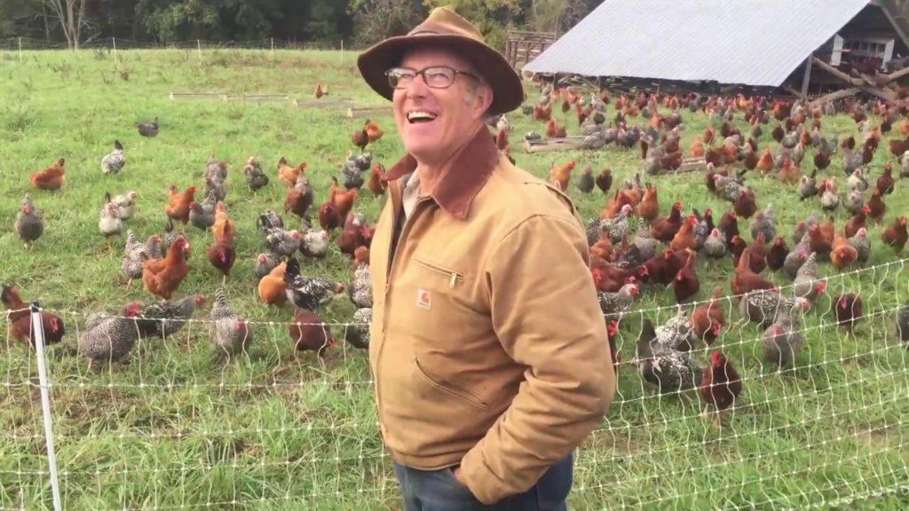 regenerative organic farming in nevada county california joel salatin