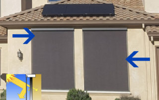solar screens and shading in grass valley, ca, nevada county california
