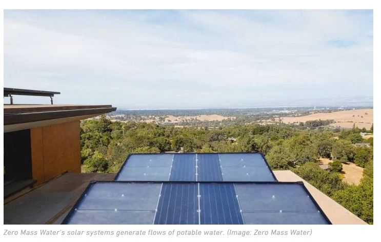 hydropanels california