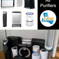 HEPA Filters, DYI Air Purifiers, Effectiveness of House Plants