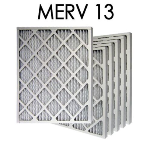 merv 13 air filter california