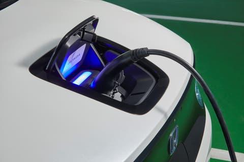 electric car charging california