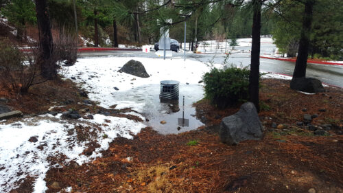 water catchment nevada county sustainability