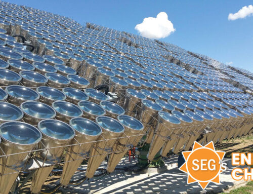 The New Frontiers of Solar – CPV Concentrator Photovoltaics